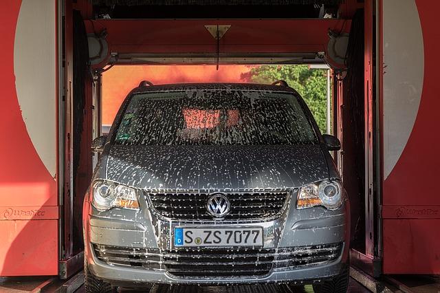 Myjnia samochodowa Warszawa Mokotów