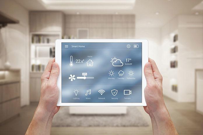 Nowoczesne technologie dla inteligentnych wnętrz