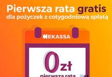 Pożyczka na raty jest dobra w Ekassa.pl