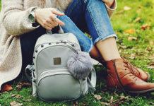 Plecaki damskie w modzie jesiennej