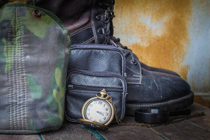 Odzież militarna w dobrym sklepie militarnym