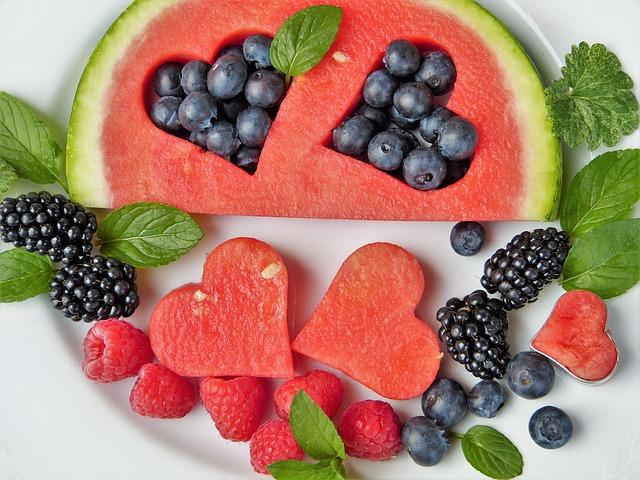 Zdrowie - Dieta antyrakowa