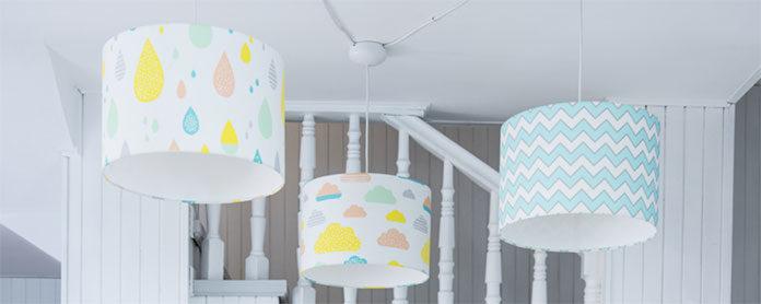 Oświetlenie pokoju dziecięcego