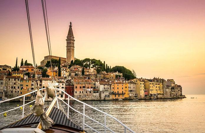 Chorwacja – czyli gdzie najczęściej żeglujemy