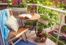 Jakie powinny być płyty na taras lub balkon