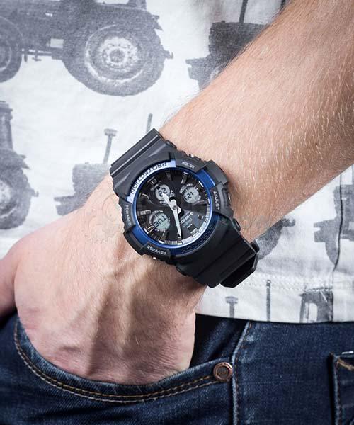 Jak ustawić zegarek Casio G-Shock?