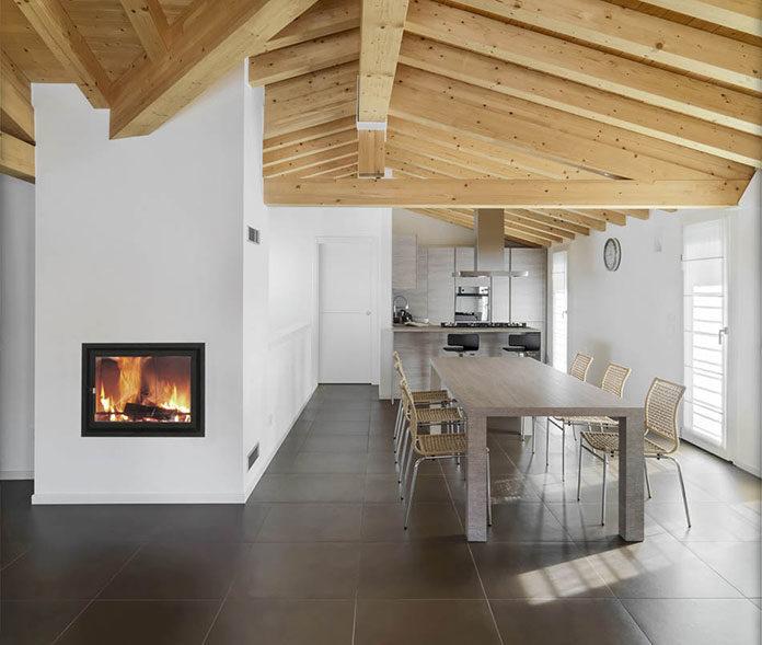 Nowoczesne wkłady kominkowe - wydajne rozwiązania dla Twojego domu