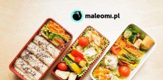 TOP 4 Przepisy do Twojego lunch boxa od Maleomi - co zapakować do pojemnika na lunch do pracy?