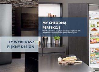 Lodówka side by side w aranżacji nowoczesnej kuchni