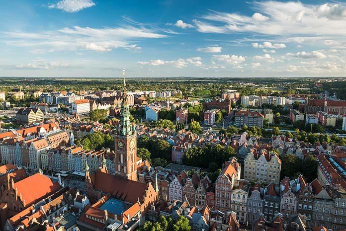 Wysyp inwestycji deweloperskich w Gdańsku