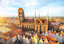 Obrazy na płótnie z motywem Gdańska - udekoruj swoje mieszkanie