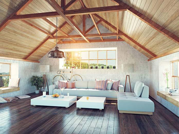Dlaczego warto używać drewna w domu?