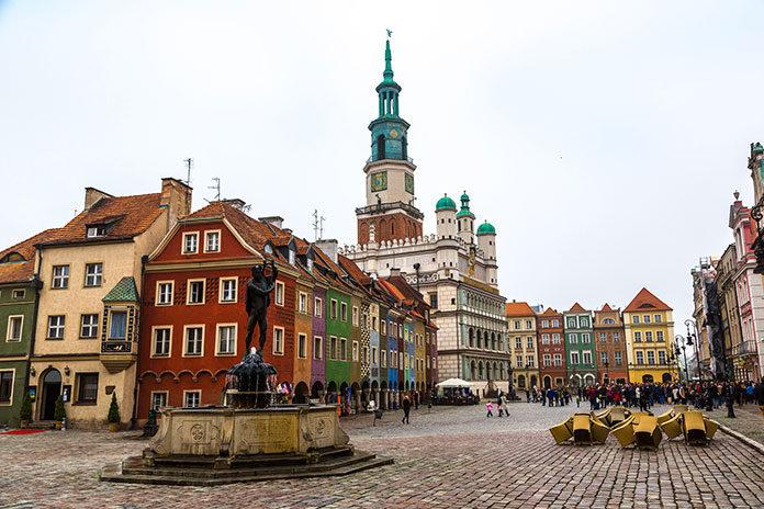 weekendową wycieczkę po Poznaniu