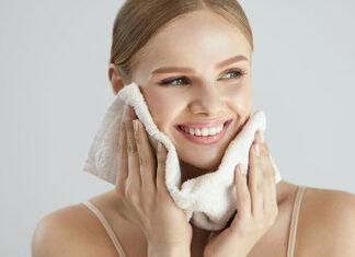 Skuteczne oczyszczanie twarzy