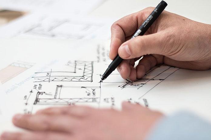 Planowanie budowy - jak ustawić dom względem stron świata