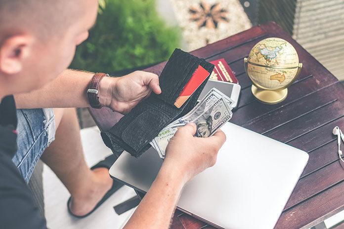 Pożyczka z karty kredytowej