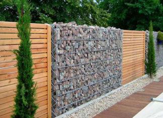 Płoty ogrodowe drewniane w nowoczesnych aranżacjach