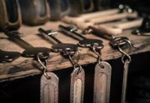 szafki i skrzyneczki na klucze