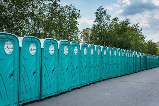 Toaleta przenośna Gdańsk