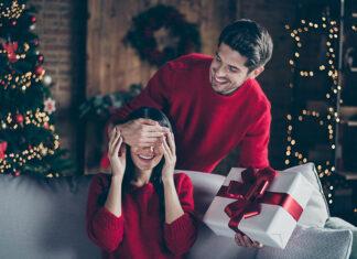 prezent świąteczny dla dziewczyny