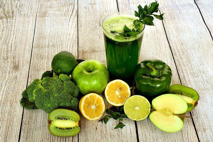 Dieta sokowa na wzmocnienie odporności