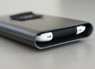 Etui skórzane Huawei p30 pro