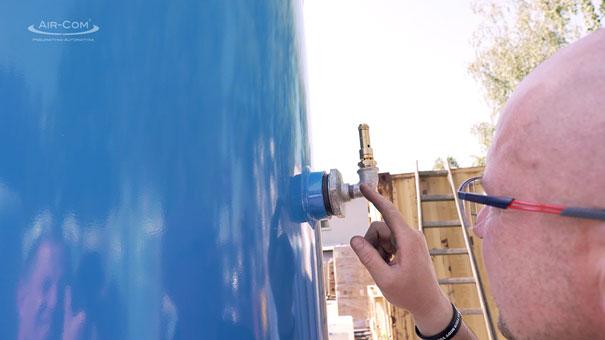Zastosowanie zbiorników ciśnieniowych w przemysłowych instalacjach pneumatycznych