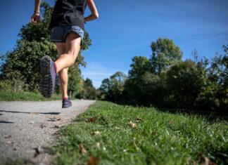 Ubrania do biegania