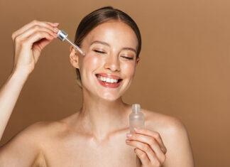 5 naturalnych olejów do twarzy