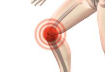 Ból kolan w nocy