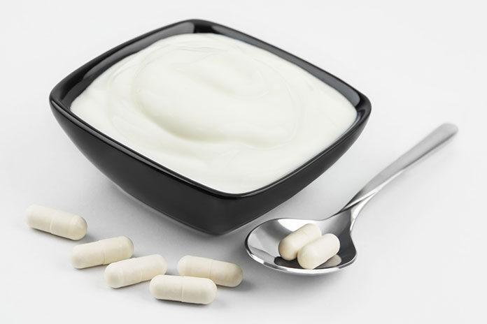Probiotyki w kapsułkach