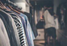 butik odzieżowy