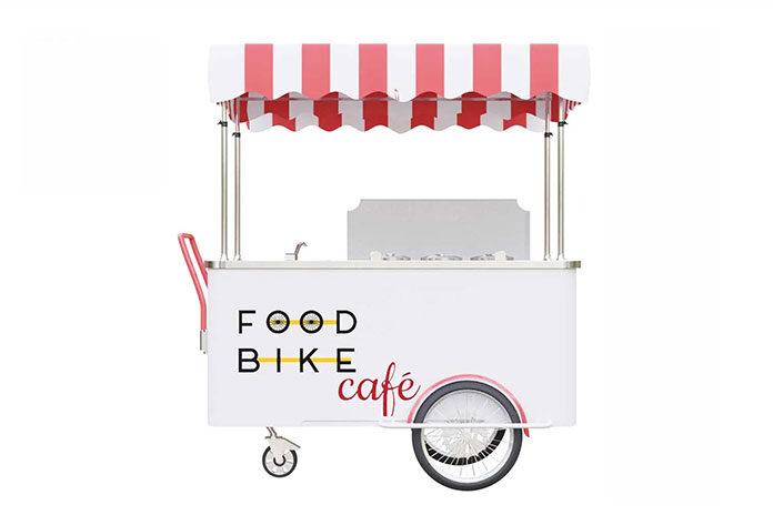 Wózek gastronomiczny